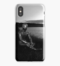 Lakeside Alien iPhone Case/Skin