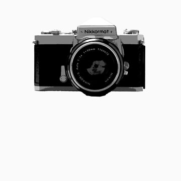 Nikkormat FTn by owmyhands