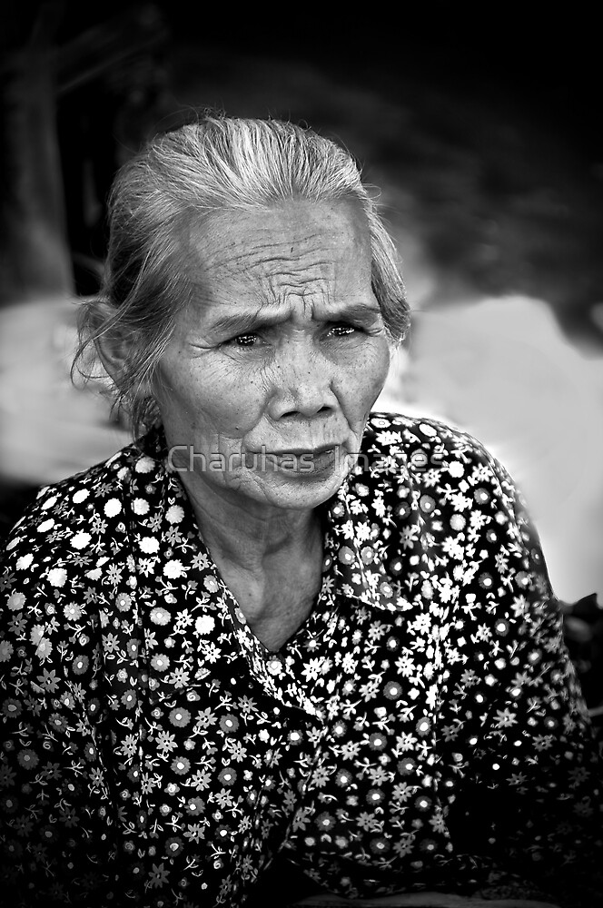 That Old Woman by Charuhas  Images