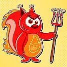 Der Teufel ist ein Eichhörnchen von Sliebschner