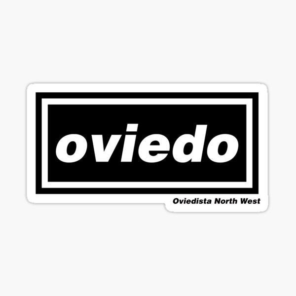Real Oviedo Manchester Oasis Sticker