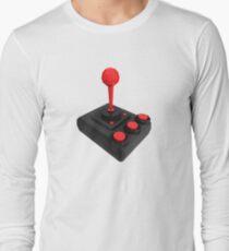 3D Retro Gaming Controller 2 Long Sleeve T-Shirt