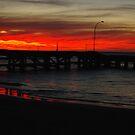 Jurien Bay Jetty at Sunset by Daniel Fitzgerald