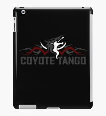 Coyote Tango (var 3) iPad Case/Skin