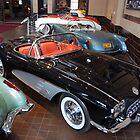 Corvette: 1958 Convertible by John Schneider