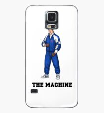 Tommy Gunn, The Machine - Inspired Character Art - Rocky V 1990 Case/Skin for Samsung Galaxy
