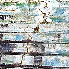 Cracked Stone Steps by Cynthia48