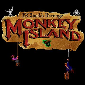 Gaming [Amiga] - Monkey Island 2: LeChuck's Revenge by ccorkin