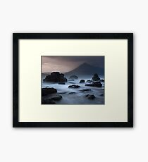Mystery of the Cuillin Framed Print