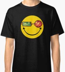 Transmetro trippy - Comic mashup Classic T-Shirt