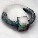 Snow on Iron by villrot