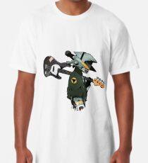 Camiseta larga Guitarra FLCL