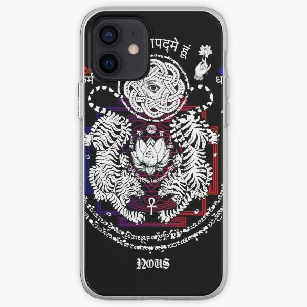 Sak Yant iPhone Soft Case