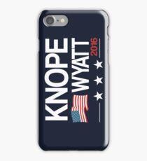 Knope Wyatt 2016 iPhone Case/Skin