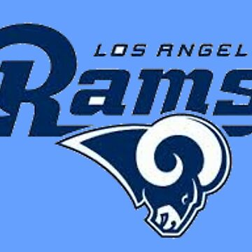 """ LOS ANGELES RAMS "" by namdar"