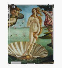 The Birth of Venus by Sandro Botticelli (1486) iPad Case/Skin