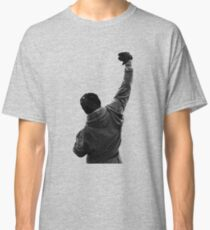 Never give UP! Rocky Balboa Classic T-Shirt