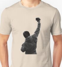 Never give UP! Rocky Balboa T-Shirt