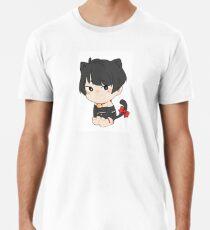 Katzenjunge Männer Premium T-Shirts