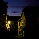 Twilight at Le Petit Grillon by A.M. Ruttle