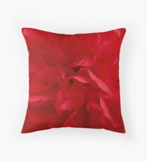 Not just any rose Throw Pillow