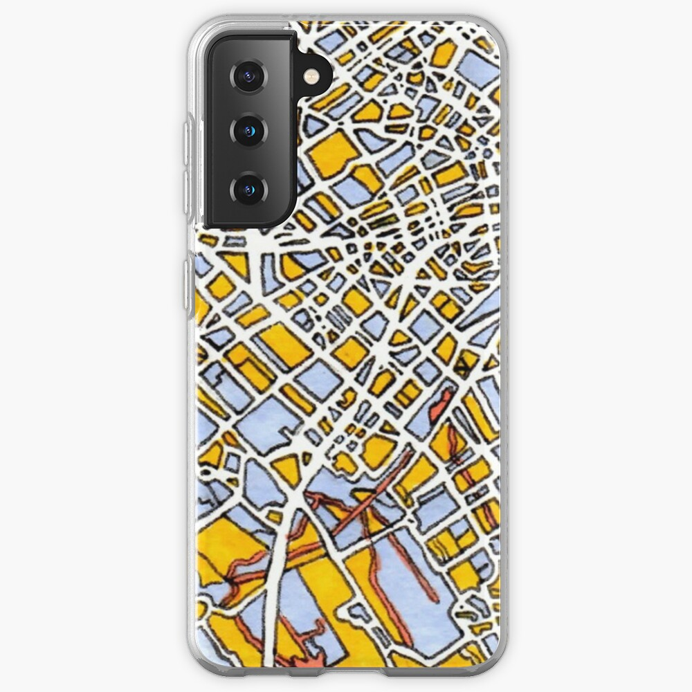 Buenos Aires, Argentina Case & Skin for Samsung Galaxy
