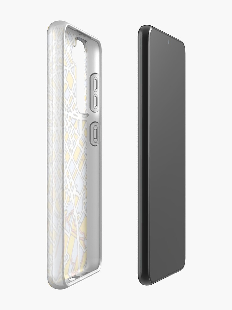 Alternate view of Buenos Aires, Argentina Case & Skin for Samsung Galaxy