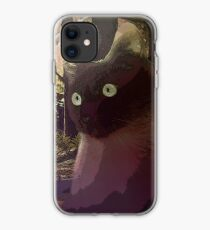 Pastell Kitty iPhone Case