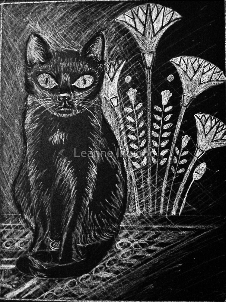tana cat by Leanne Inwood
