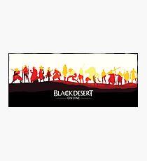 Black Desert Online - Light Version Photographic Print