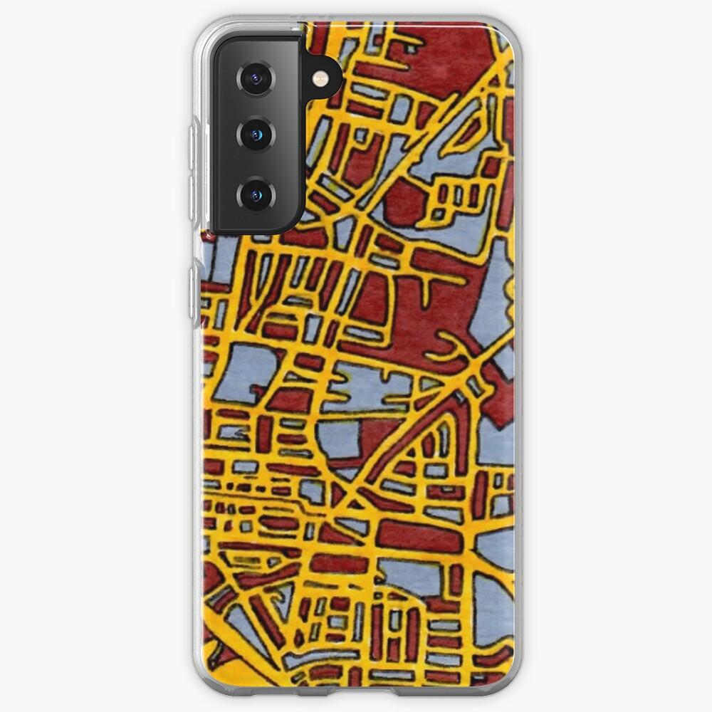 Oranjestad, Aruba Case & Skin for Samsung Galaxy
