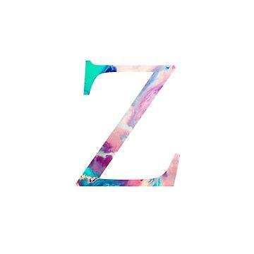 Rainbow Marble Zeta by AdventureFinder