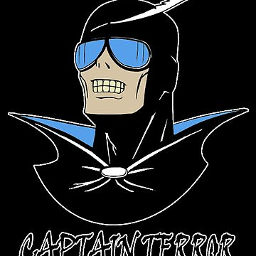 Captain Terror Speed Racer by drquest