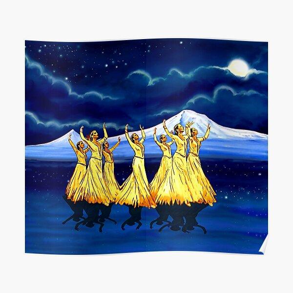 Dancing Armenia Poster