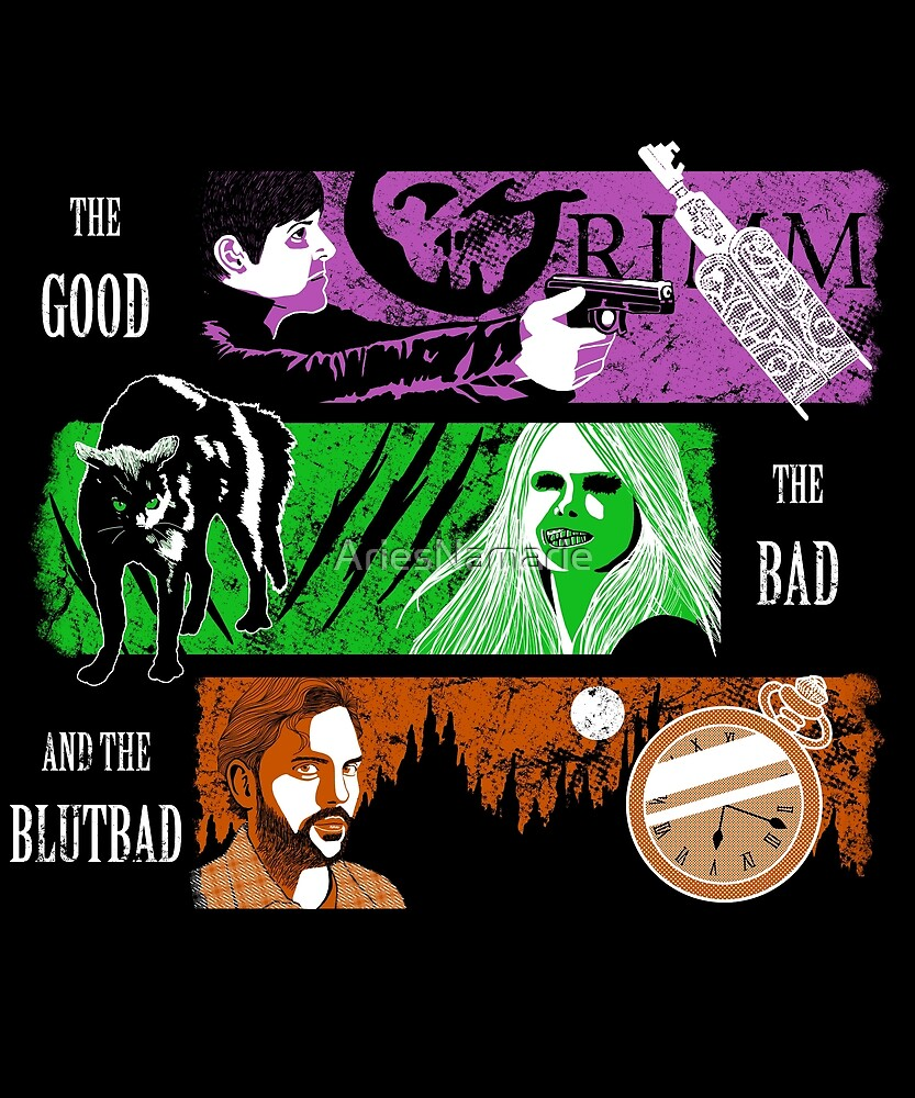 The Good, The Bad, and the Blutbad by AriesNamarie