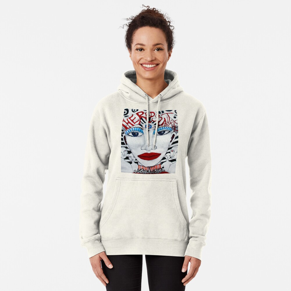 The Red Soundtracks - Drawing Pullover Hoodie