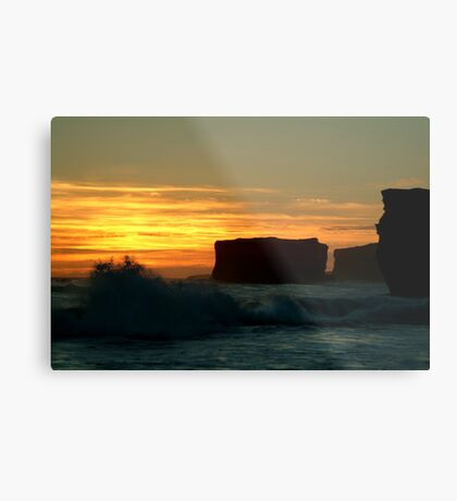 Sherbrooke Beach,Great Ocean Road Metal Print