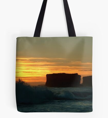 Sherbrooke Beach,Great Ocean Road Tote Bag