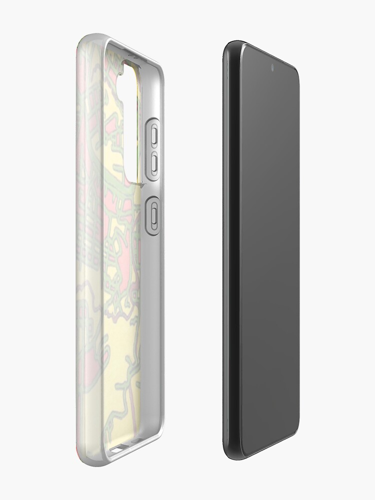 Alternate view of Sucre, Bolivia Case & Skin for Samsung Galaxy