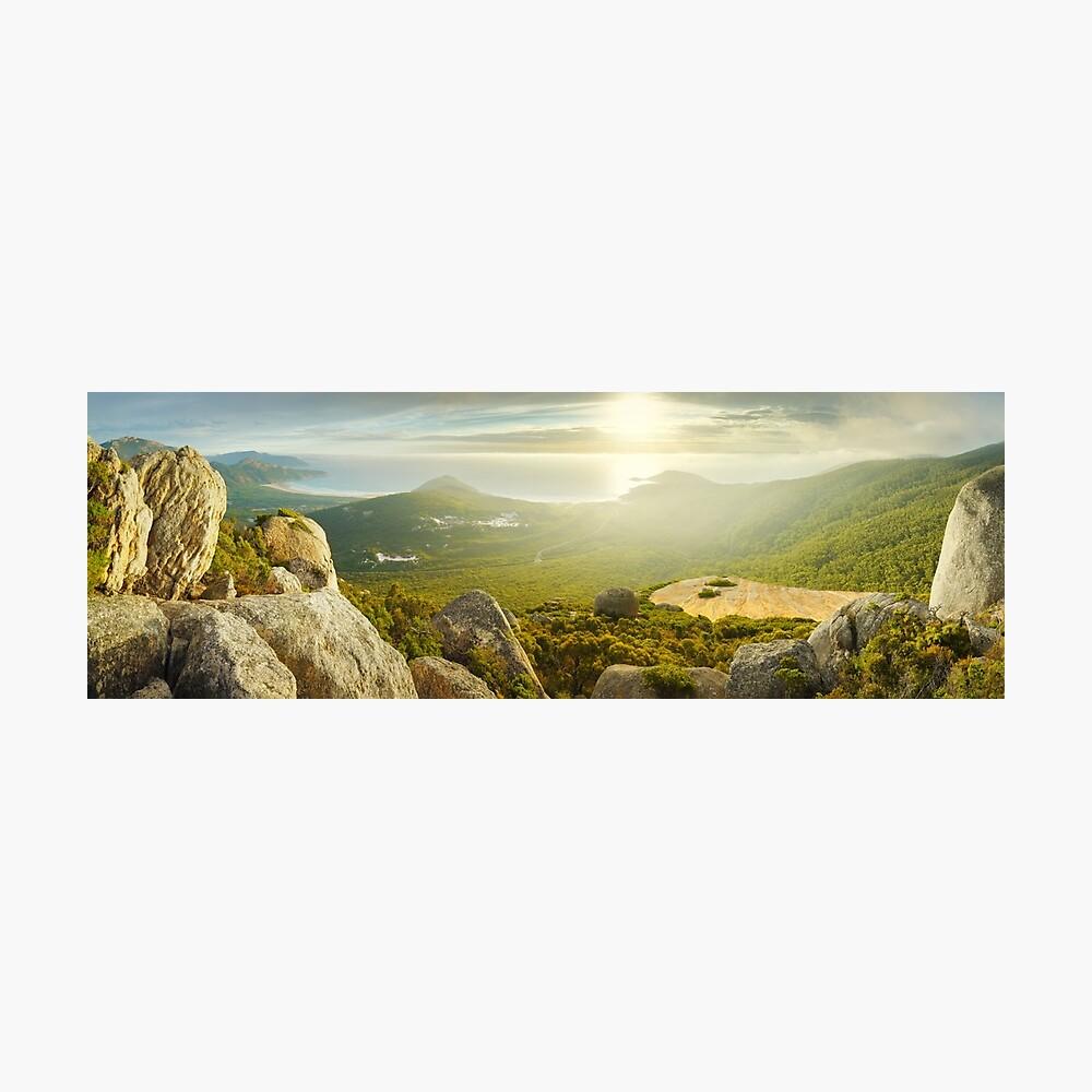 Mount Bishop, Wilsons Promontory, Victoria, Australia Photographic Print