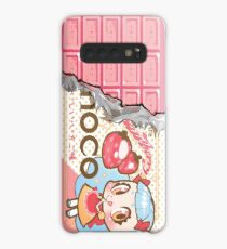 bessette strawberry-choco Case/Skin for Samsung Galaxy