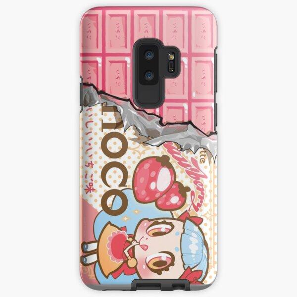 bessette strawberry-choco Samsung Galaxy Tough Case
