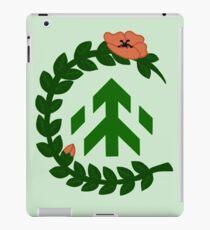Der grüne Paladin iPad-Hülle & Klebefolie