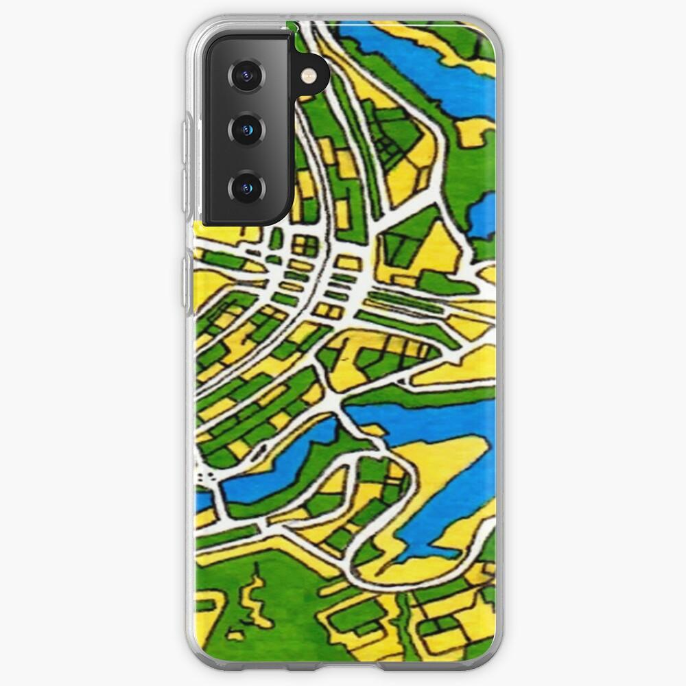 Brasilia, Brazil Case & Skin for Samsung Galaxy