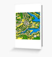 Brasilia, Brazil Greeting Card