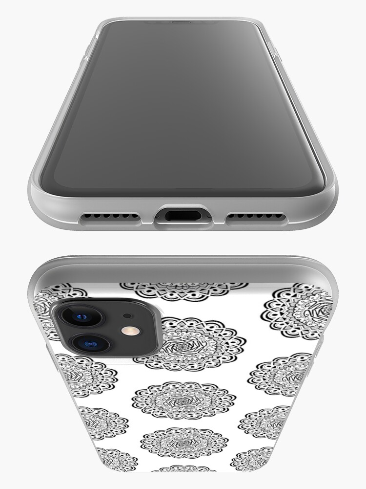 Alternate view of IMD Zentangle 4 iPhone Case & Cover