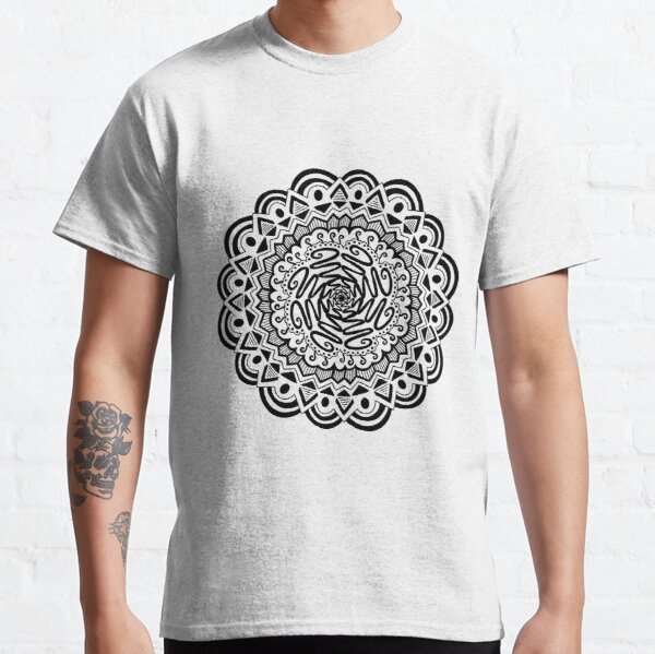 IMD Zentangle 4 Classic T-Shirt