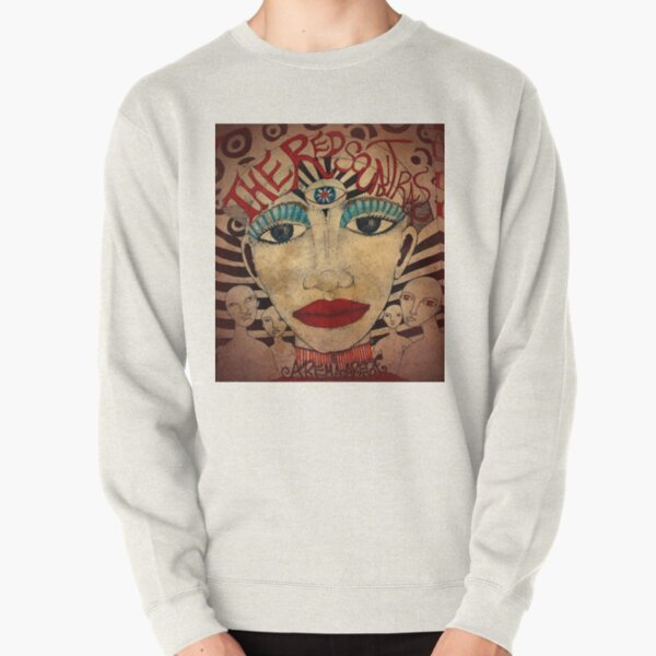 The Red Soundtracks Pullover Sweatshirt