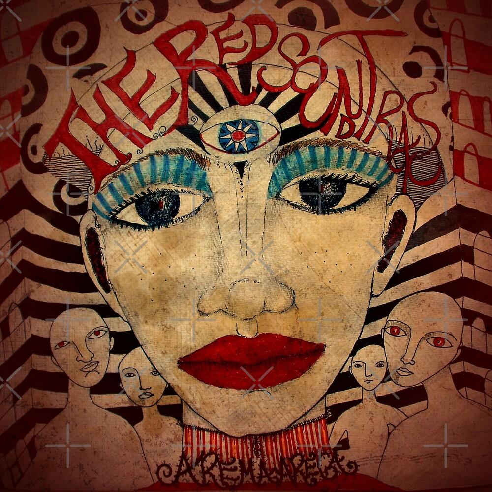 The Red Soundtracks by Arema Arega