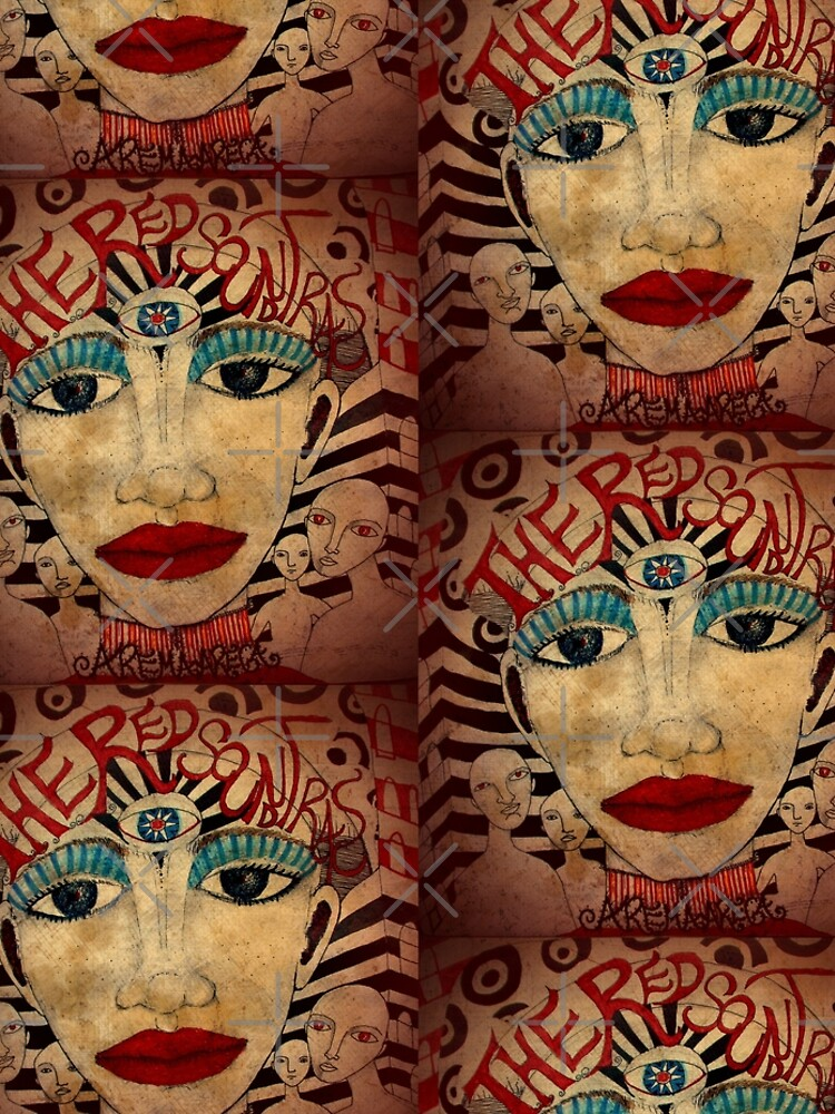 The Red Soundtracks by aremaarega